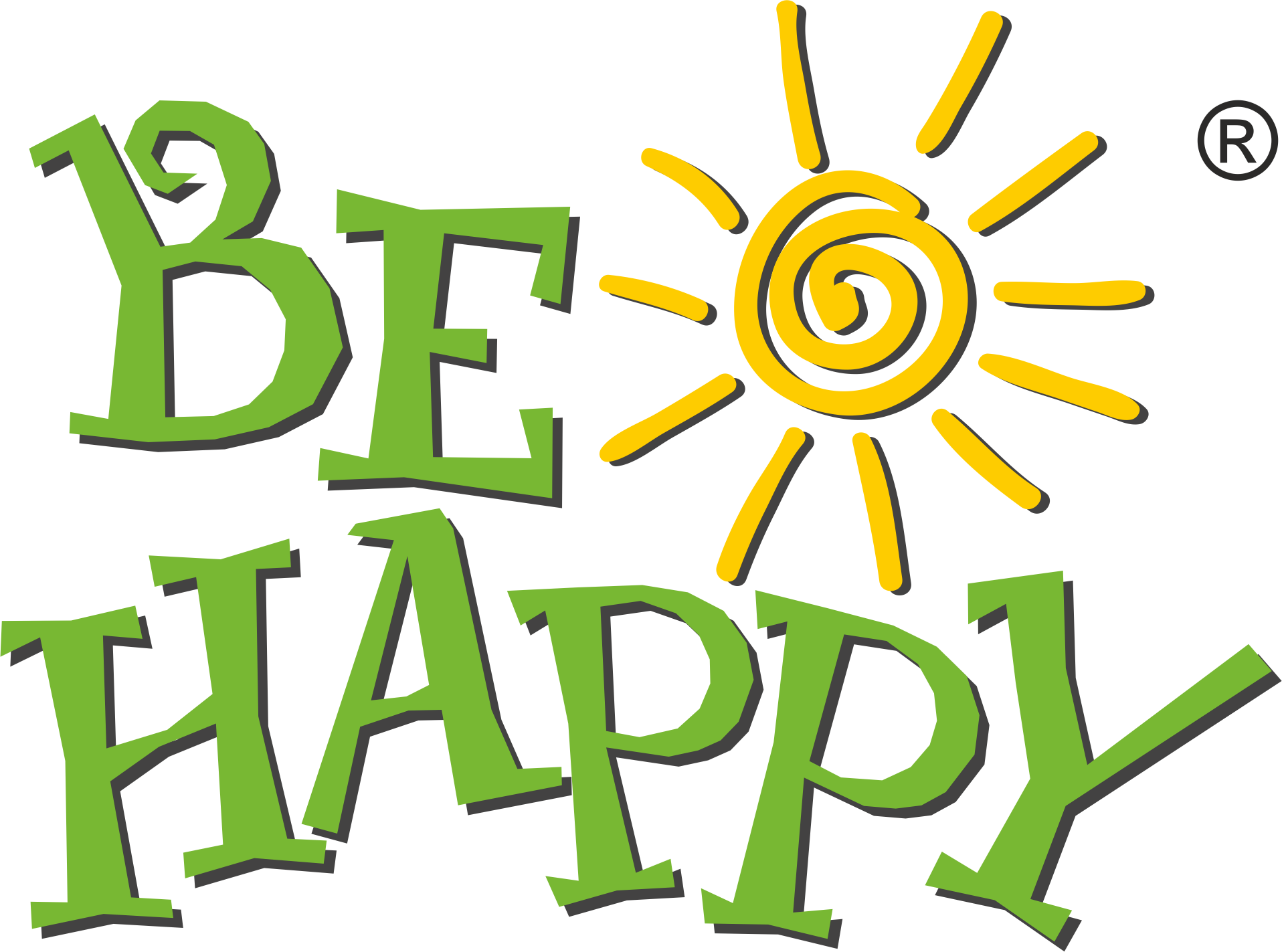 Элегантная ручка - Be Happy - Персонифицированные подарки оптом